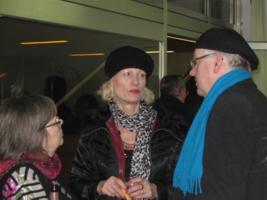 Kunstraum-Unten Vernissage Dorothea Schlaenger