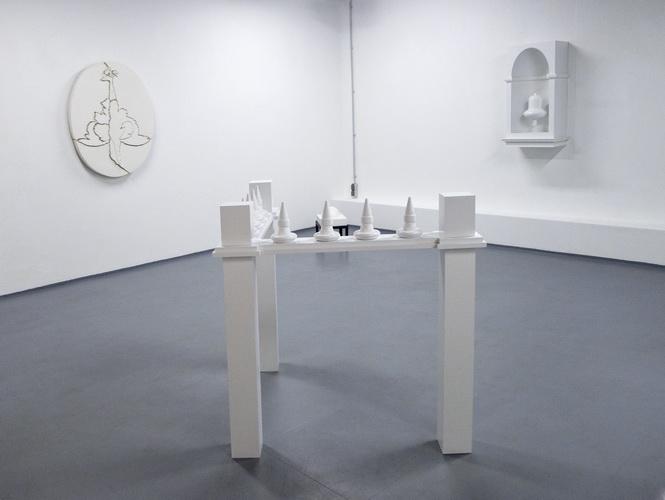 Kunstraum-Unten Schlaenger