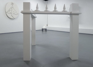 Kunstraum-Unten Schlänger