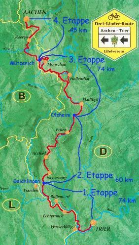 3 Länder Route