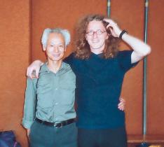 Hong-Son und Steppenhahn