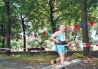 Horst Feiler 2001 in Köln beim 48h-Lauf