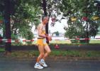 Gerhard Burster lief mit 283,746km 48h-Weltrekord in der M65