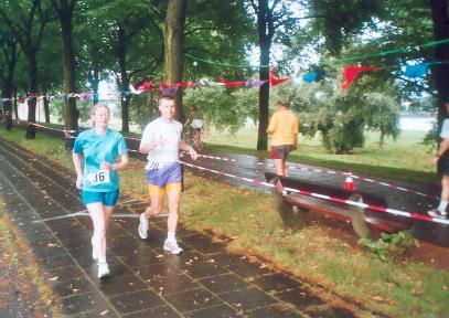 Paula Meirer und Hubert Muckenhum