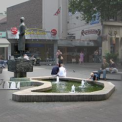 Engelbertbrunnen Bochum