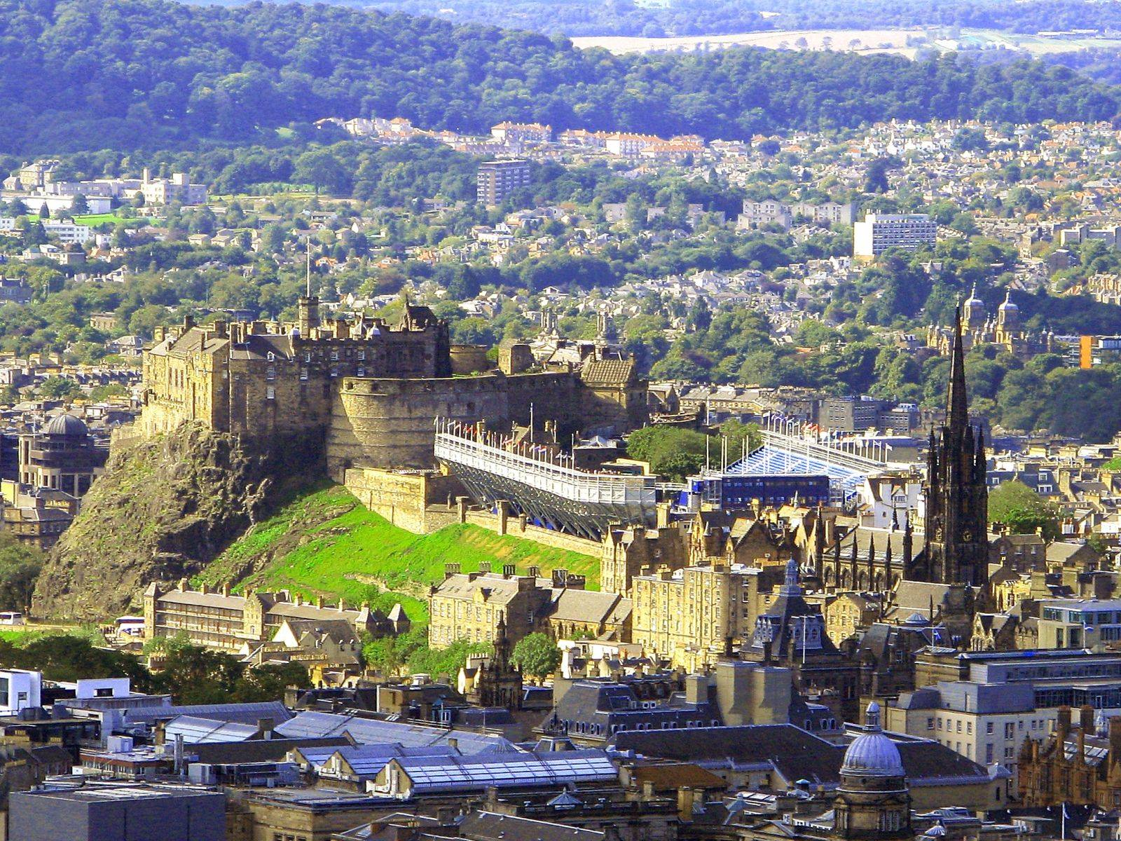 Edinburgh St Andrews Tour